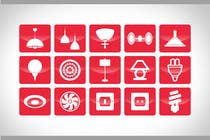 Proposition n° 81 du concours Graphic Design pour Illustration Category Header/Tile Design for Coronet Lighting