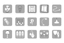 Proposition n° 74 du concours Graphic Design pour Illustration Category Header/Tile Design for Coronet Lighting