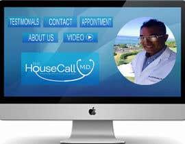 #2 สำหรับ Design TheHousecallMD.com Website โดย kalyanparbat