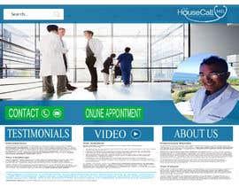 #6 สำหรับ Design TheHousecallMD.com Website โดย kalyanparbat