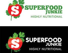 #98 cho Logo Design for Superfood Junkie bởi yanninicolaides
