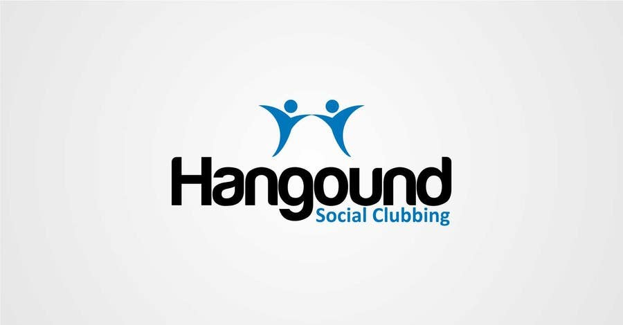 Konkurrenceindlæg #70 for Logo design for Hangound (hangound.com), a new web social network based in NY.