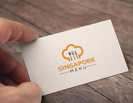 #90 for New Startup Singapore company Logo (SingaporeMenu) by Rainbow60