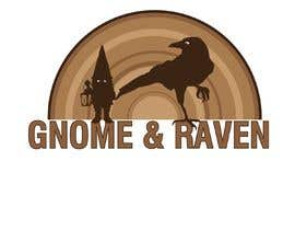 Nro 46 kilpailuun Design a Logo for Gnome & Raven käyttäjältä Martin5639