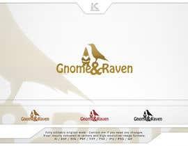 Nro 41 kilpailuun Design a Logo for Gnome & Raven käyttäjältä ikalt
