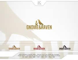 Nro 65 kilpailuun Design a Logo for Gnome & Raven käyttäjältä ikalt