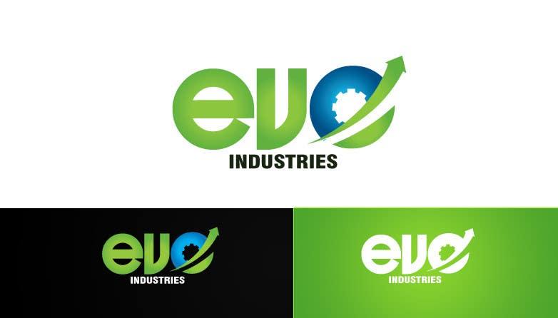 Konkurrenceindlæg #484 for Logo Design for EVO Industries
