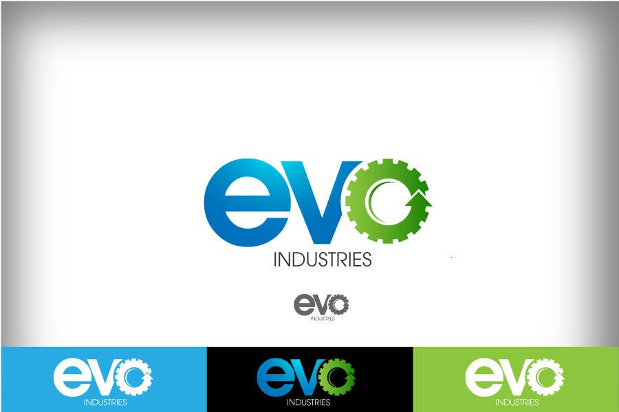 Contest Entry #413 for Logo Design for EVO Industries