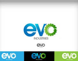 #413 for Logo Design for EVO Industries by jijimontchavara
