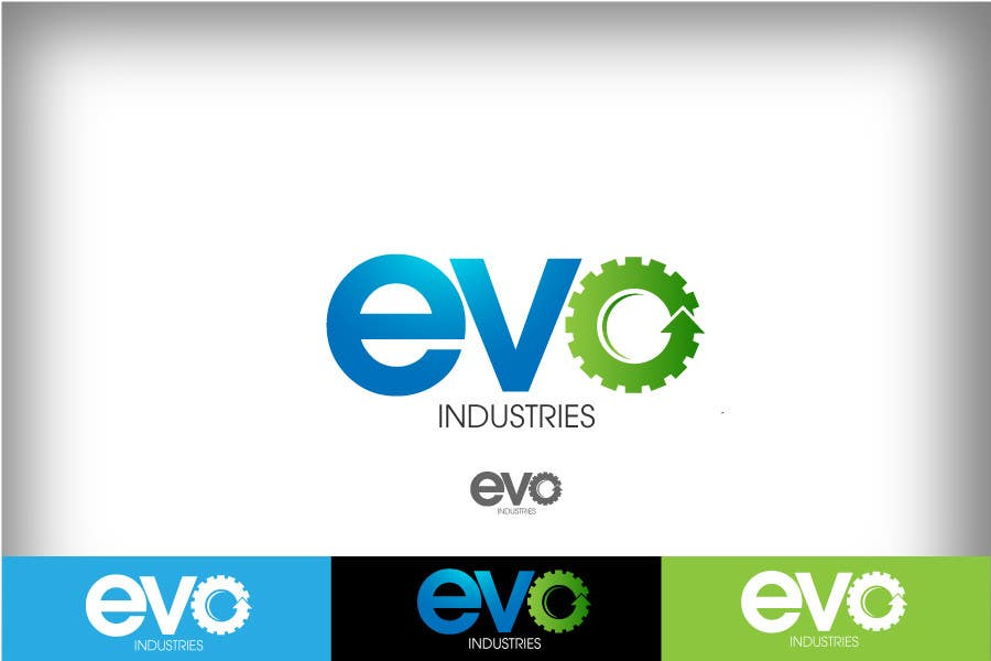 Contest Entry #416 for Logo Design for EVO Industries