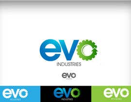 #416 for Logo Design for EVO Industries by jijimontchavara