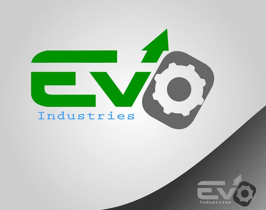 Bài tham dự cuộc thi #293 cho Logo Design for EVO Industries