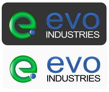 Konkurrenceindlæg #250 for Logo Design for EVO Industries