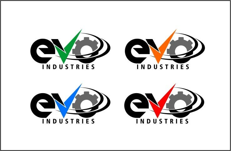 Contest Entry #339 for Logo Design for EVO Industries
