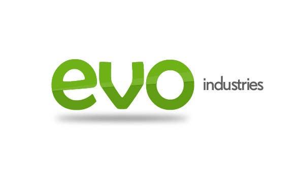 Bài tham dự cuộc thi #106 cho Logo Design for EVO Industries