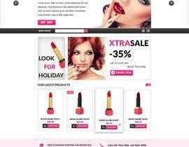 Nro 33 kilpailuun Home page design käyttäjältä gravitygraphics7