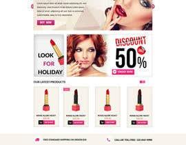 Nro 49 kilpailuun Home page design käyttäjältä gravitygraphics7