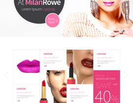 Nro 35 kilpailuun Home page design käyttäjältä agileviztech