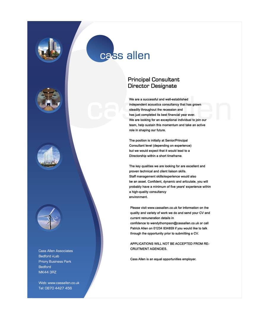 Inscrição nº                                         102                                      do Concurso para                                         Logo Design for Cass Allen Associates Ltd
