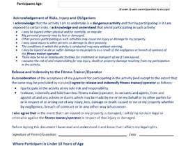 #12 for PDF -> Word (with Basic Design work) af KavkeeDesigns