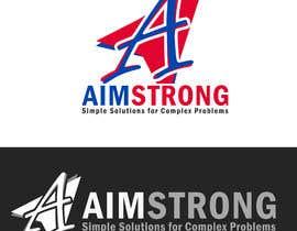 #73 for Design a Logo for a Aim Strong af Tommy50