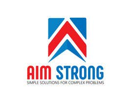 #71 for Design a Logo for a Aim Strong af msshibly