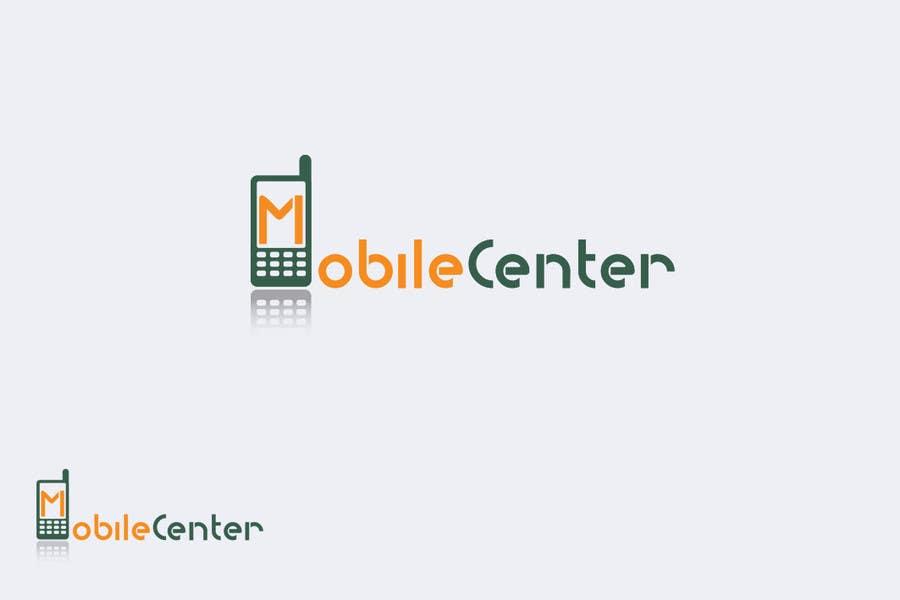 Penyertaan Peraduan #510 untuk Mobile Center (or) Mobile Center Inc.