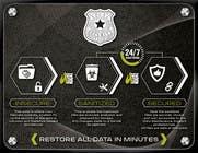 Graphic Design Inscrição do Concurso Nº13 para Design a Flyer for Local Security Tech