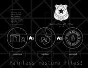 Graphic Design Inscrição do Concurso Nº5 para Design a Flyer for Local Security Tech