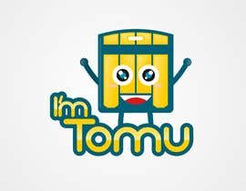 "#596 untuk Create a logo for the ""I'm Tomu"" project oleh reyryu19"