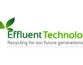 #124 para Logo Design for Effluent Technology por raoufdesk