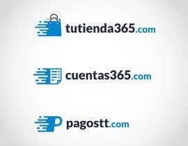 #24 para Create 3 logos for e-commerce sites with same graphic line de mayk4b