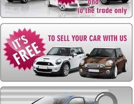#37 para Graphic Designs for Car Selling Website por Arttilla