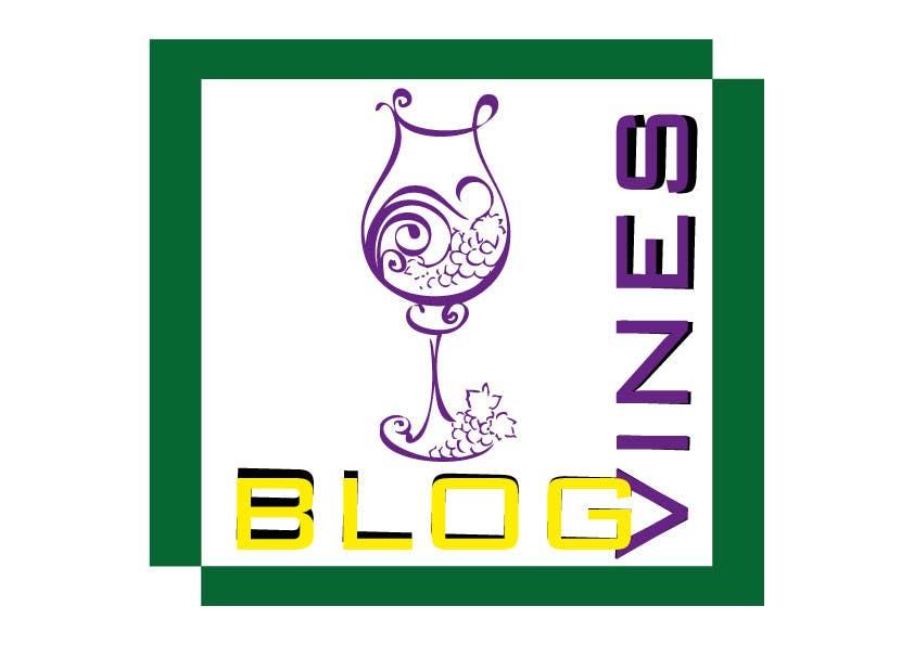 Inscrição nº                                         77                                      do Concurso para                                         Design a Logo for my wine blog website