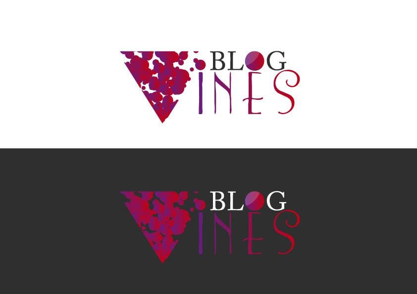 Inscrição nº                                         47                                      do Concurso para                                         Design a Logo for my wine blog website