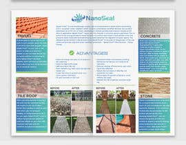 #55 for NanoSeal Brochure & Doorhanger by neerajkataria