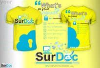 Graphic Design Inscrição do Concurso Nº64 para ***T-SHIRT*** for SurDoc.com - Bold, modern, innovative, fresh!!!