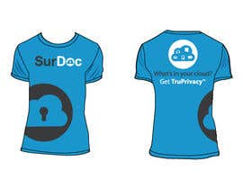 #17 for ***T-SHIRT*** for SurDoc.com - Bold, modern, innovative, fresh!!! af HeSheUs