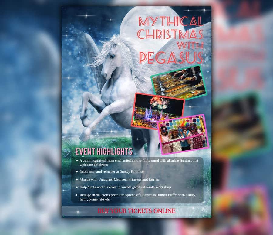 Příspěvek č. 37 do soutěže Design Christmas Carnival Marketing Material