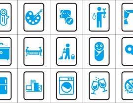 #18 para Design Icons for App de yunitasarike1