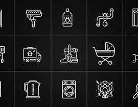 #5 for Design Icons for App af Isha3010