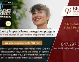 #41 for Postcard for Property Tax Appeals by rbc659