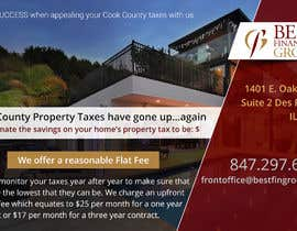 #44 for Postcard for Property Tax Appeals by rbc659
