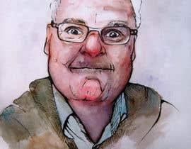 Nro 16 kilpailuun Funny caricature or cartoon - Winner will multiplie the prize by 4 !! -- 2 käyttäjältä AlinaMilitaru