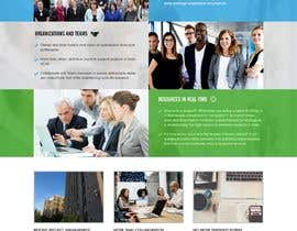 #15 for Design a Website Landing Page Mockup by webidea12