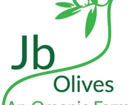 #144 για I need a logo and name for my olive farm από nabiekramun1966