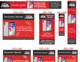 Nro 12 kilpailuun Campaign Artwork Design käyttäjältä baten1717