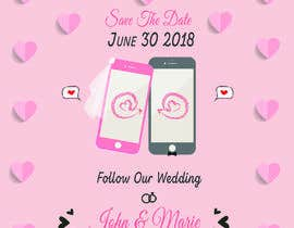 #42 for wedding invites and save the date by esraaA1