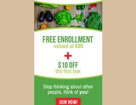 nº 48 pour Holiday Email Campaign par webdesignxp