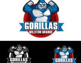 #83 para Logo Design for Wilston Grange Australian Football Club por pinky